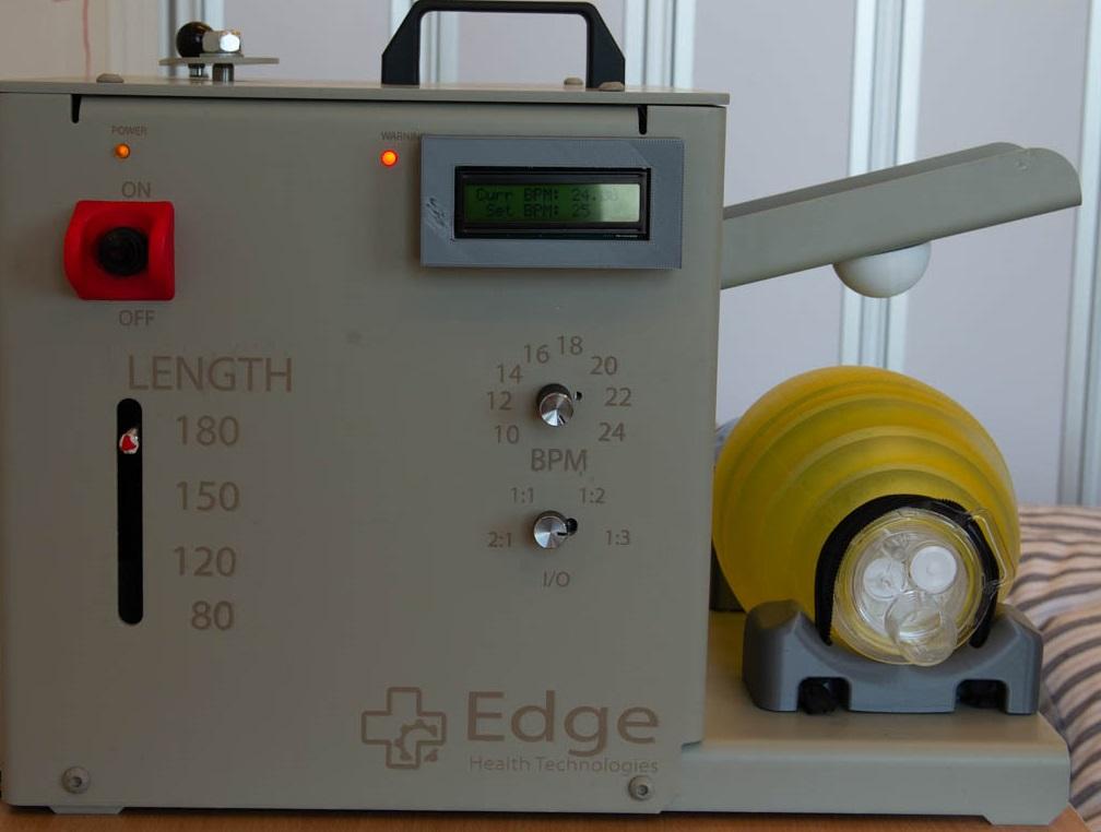 EEV Edge Emergency Ventilator